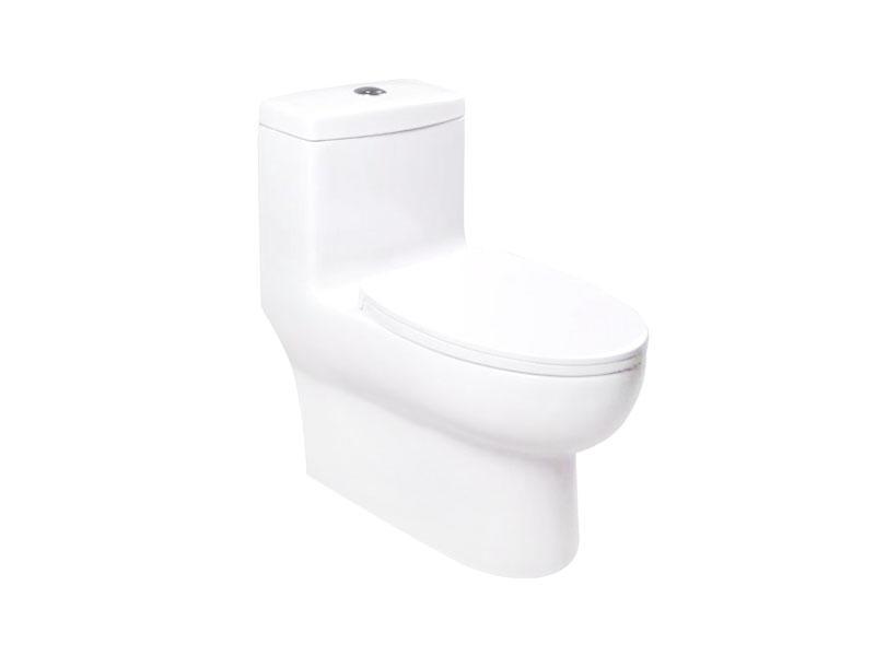 China Jet Syphoning Ceramic Toilet Zb-3901