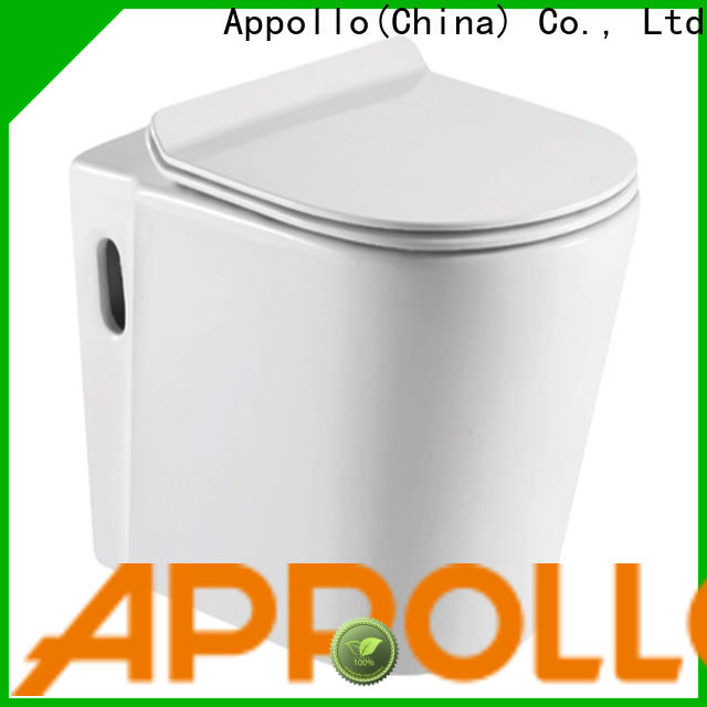 Appollo zb3901 tankless toilet for hotels