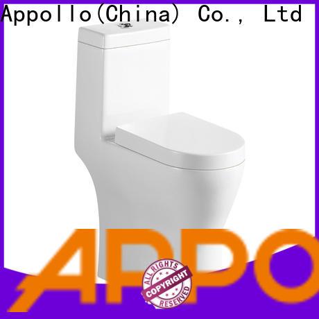 Appollo top common toilet company for resorts