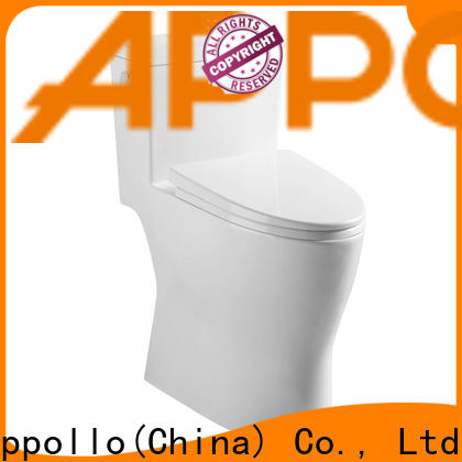 Appollo best china smart toilet company for men