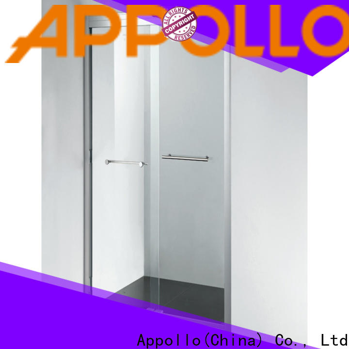 Appollo wholesale glass shower stalls enclosures for business for house