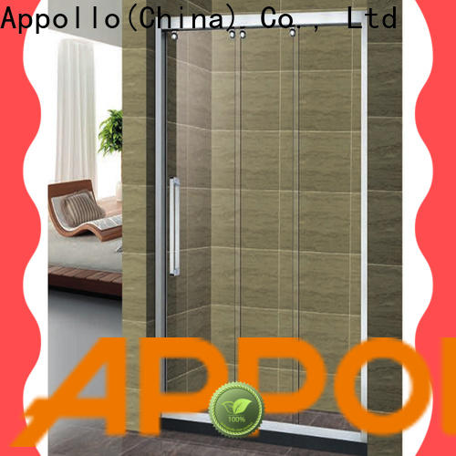 Appollo door steam shower enclosure suppliers for family
