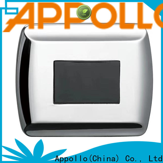 Appollo new faucet accessories suppliers for restaurants