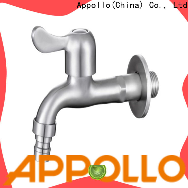 Appollo high-quality bathroom sinks and faucets supply for resorts