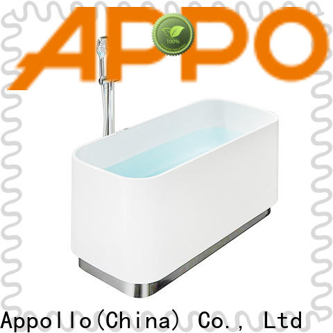 Appollo function 6 foot jetted tub company for family