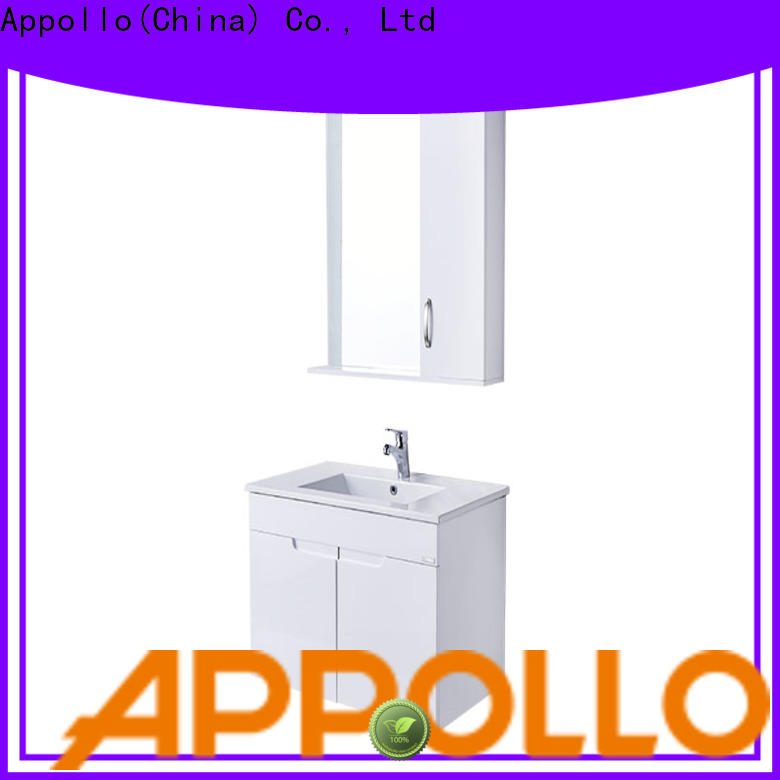 Appollo best bathroom storage furniture suppliers for house