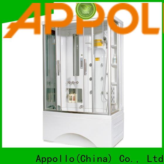 Appollo mutilmedia steam room shower combo supply for restaurants