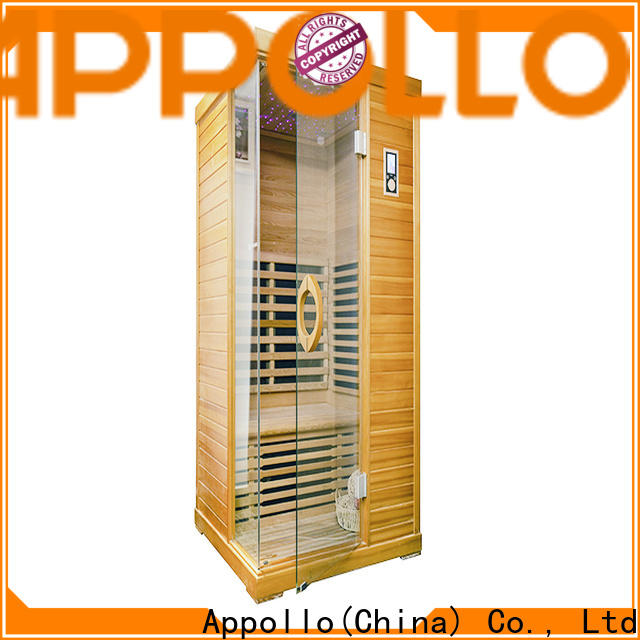 Appollo latest sauna price for business for home use