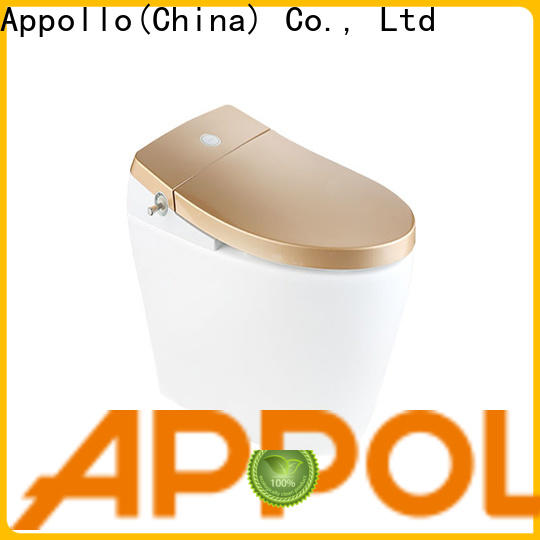 Appollo saving automatic toilet seat manufacturers for women