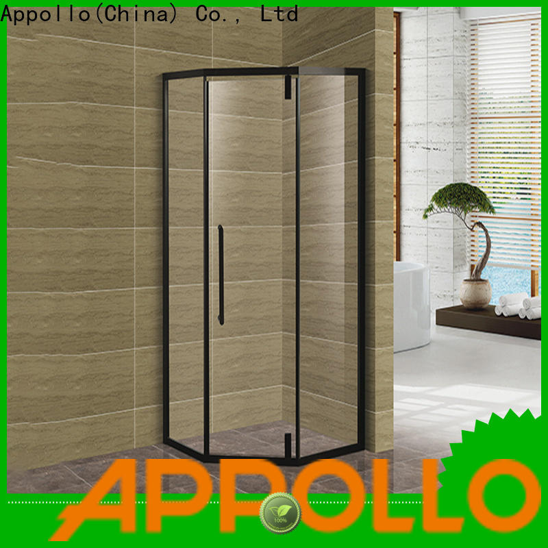 Appollo fashionable shower enclosure with sliding door company for home use
