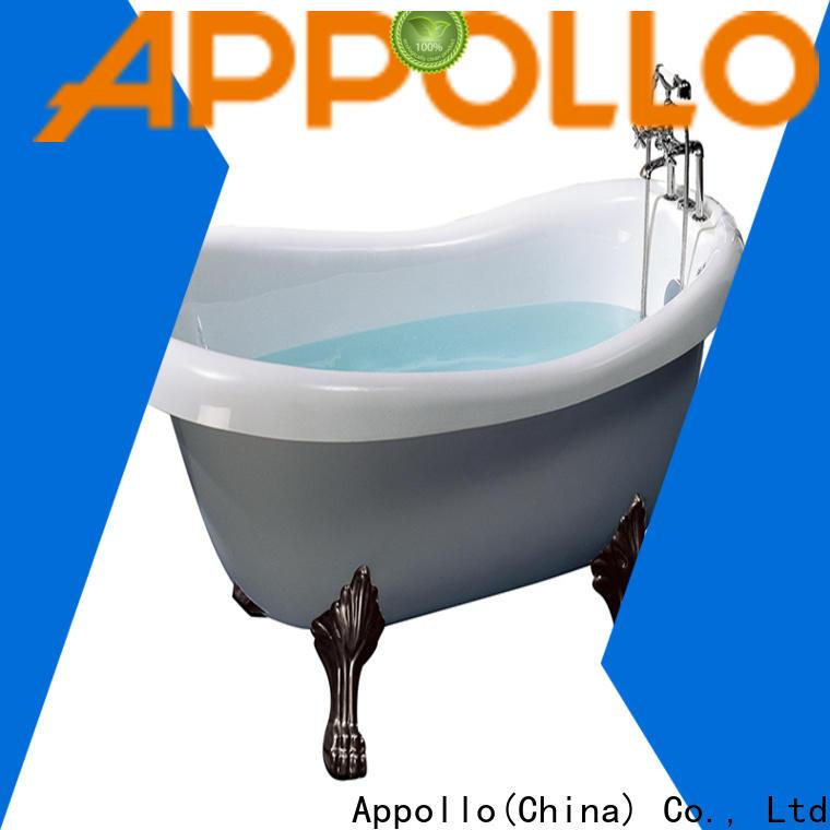 Appollo Bath deep soaking bathtubs comfortable for business for family