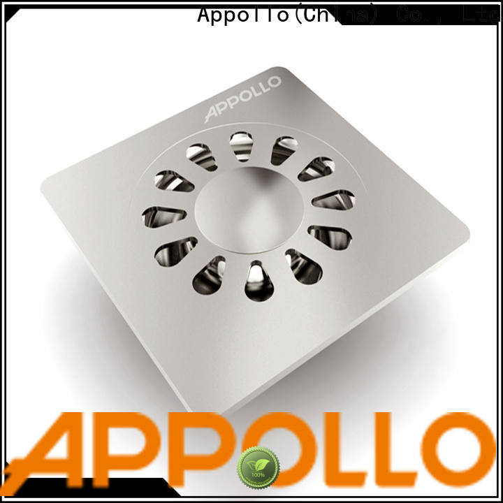 Appollo Bath shower drain strainer simple supply for hotels