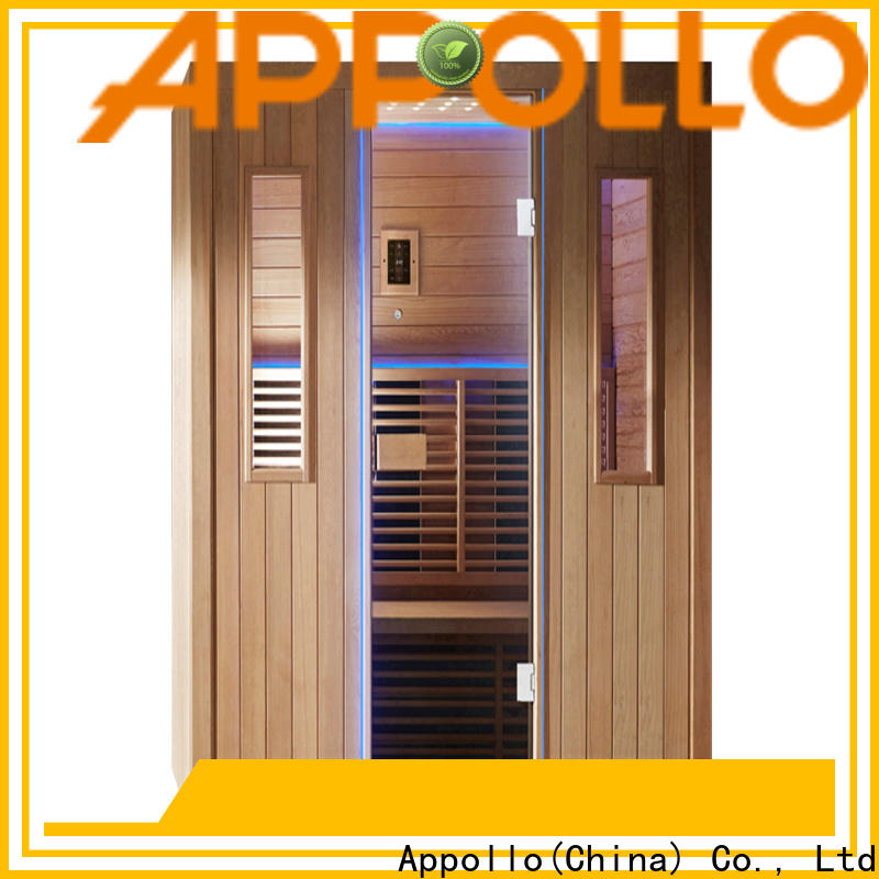 best infra ray sauna light manufacturers for hotels
