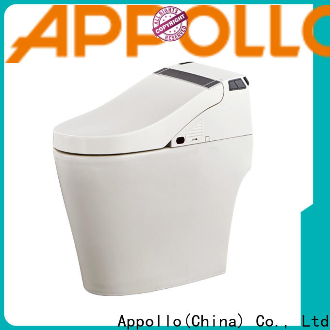 Appollo best toilet for small bathroom factory for resorts