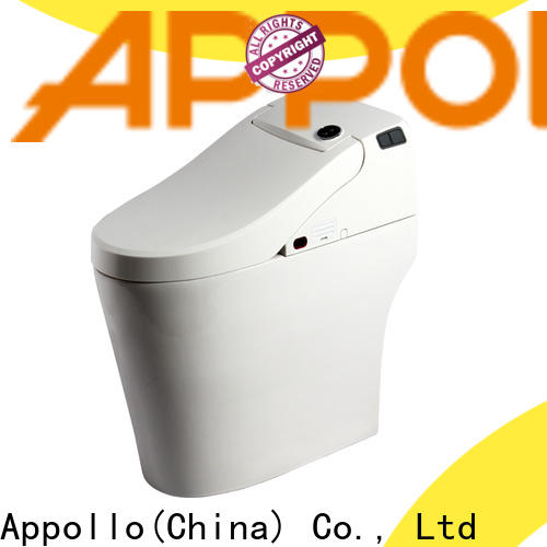 Appollo zn080 new smart toilet suppliers for hotel