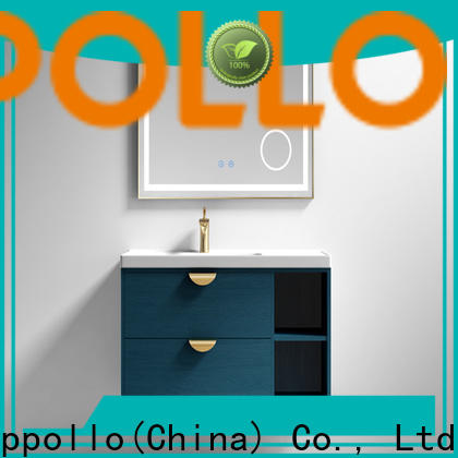 Appollo quality bathroom cabinet set manufacturers for restaurants