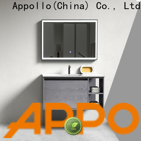Appollo fashionable bathroom furniture manufacturer for business for home use