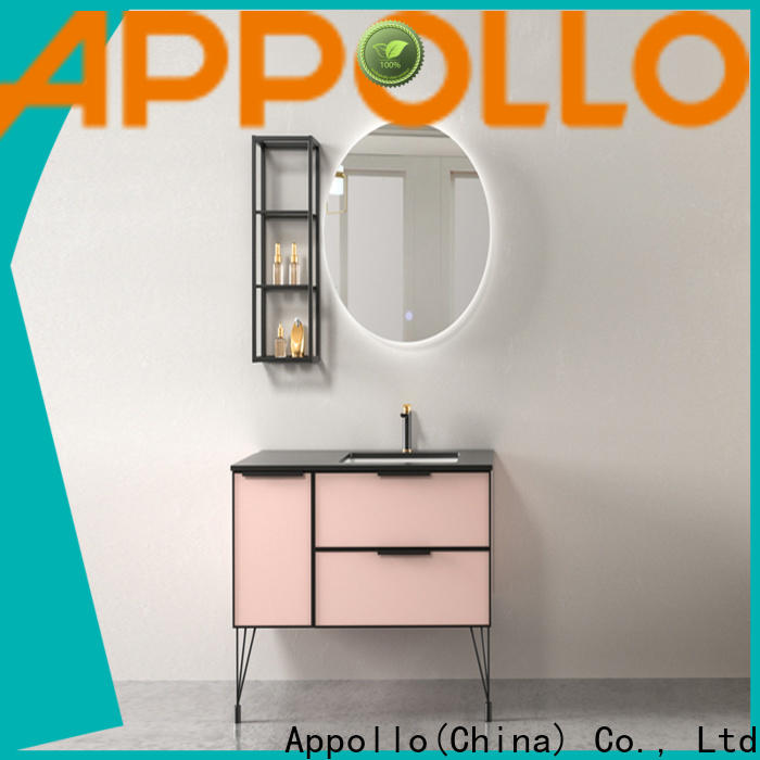 Appollo best bathroom units supply for hotels