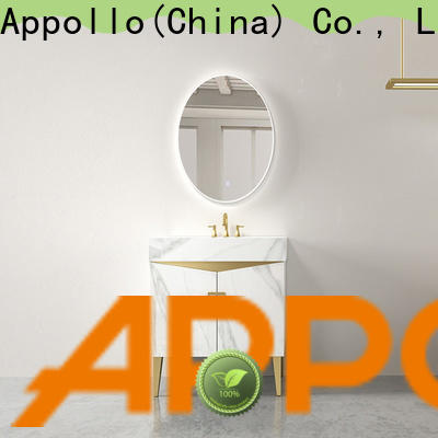 Appollo uv3892 bathroom furniture sets suppliers for restaurants