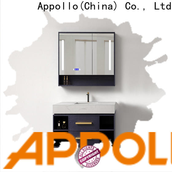 Appollo best hanging bathroom cabinet manufacturers for house