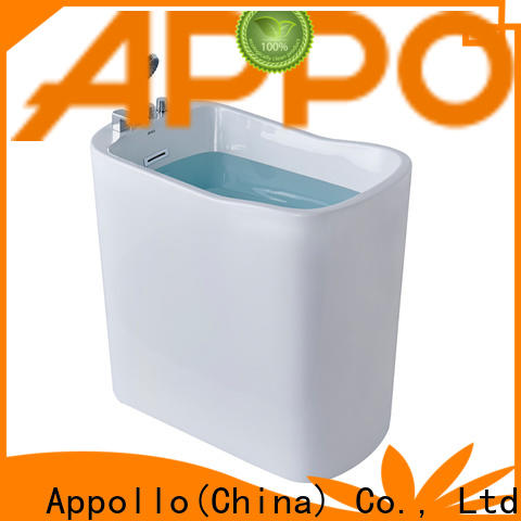 Appollo top hydro massage tubs manufacturers for hotels