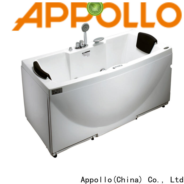 Appollo new freestanding jetted tub suppliers for bathroom