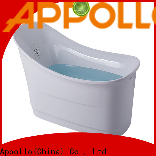 Appollo top air whirlpool tub factory for indoor
