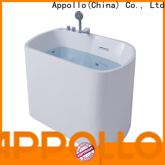 Appollo modern whirlpool jets for bathtub suppliers for hotel