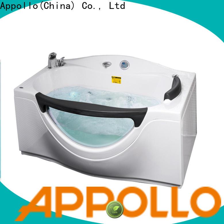 Appollo spa round bath tubs company for indoor