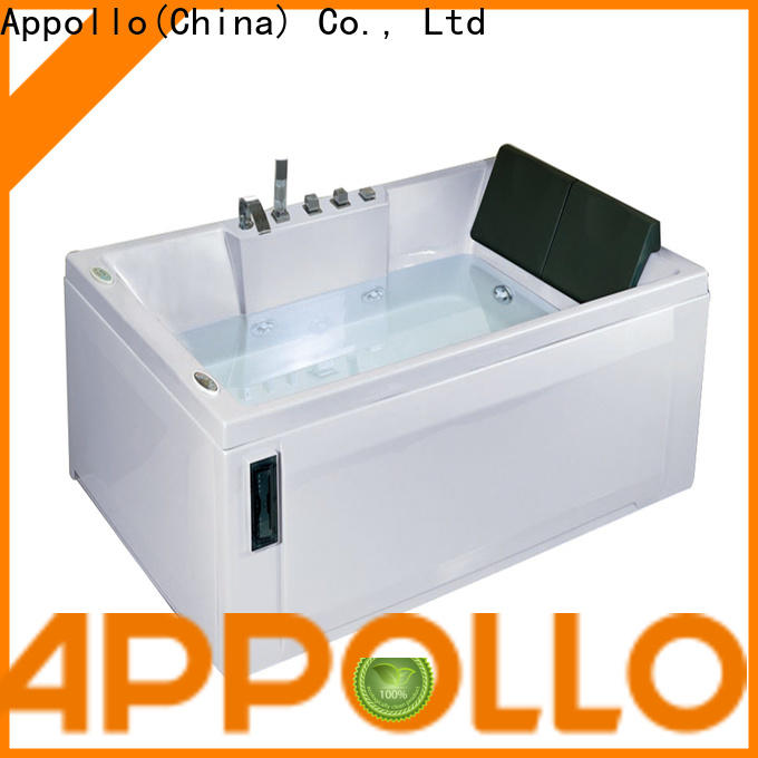 Appollo wholesale best jacuzzi tub supply for resorts