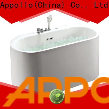 high-quality stand alone jetted tub at9048q factory for home use