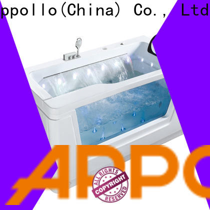 Appollo best air spa tub for business for hotel