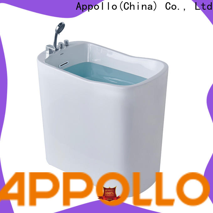 Appollo Bath air tub shower combo fashionable for hotels