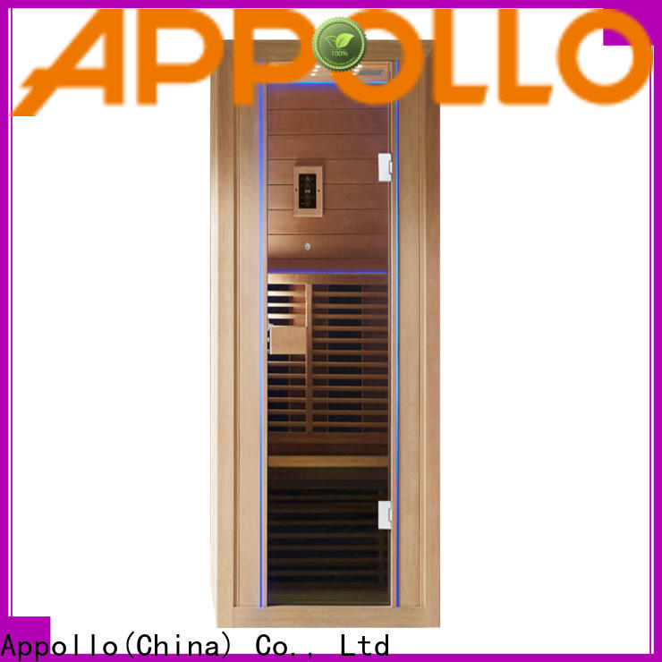 Appollo new home sauna price manufacturers for home use