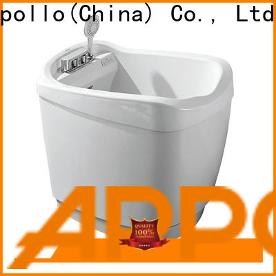 top corner jetted tub white for home use