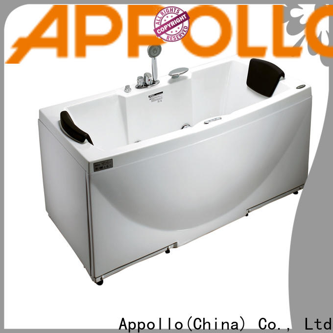 Appollo lighting corner air tub suppliers for hotels