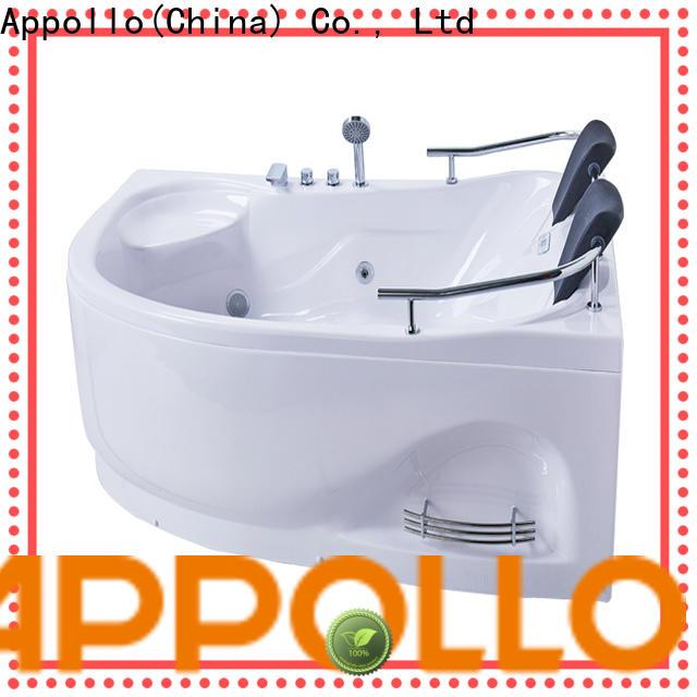 Appollo wholesale best air jet bathtubs company for restaurants