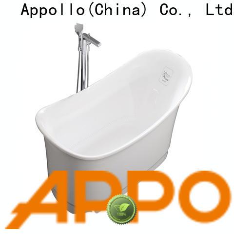 Appollo hydro bathtub shower combination for family