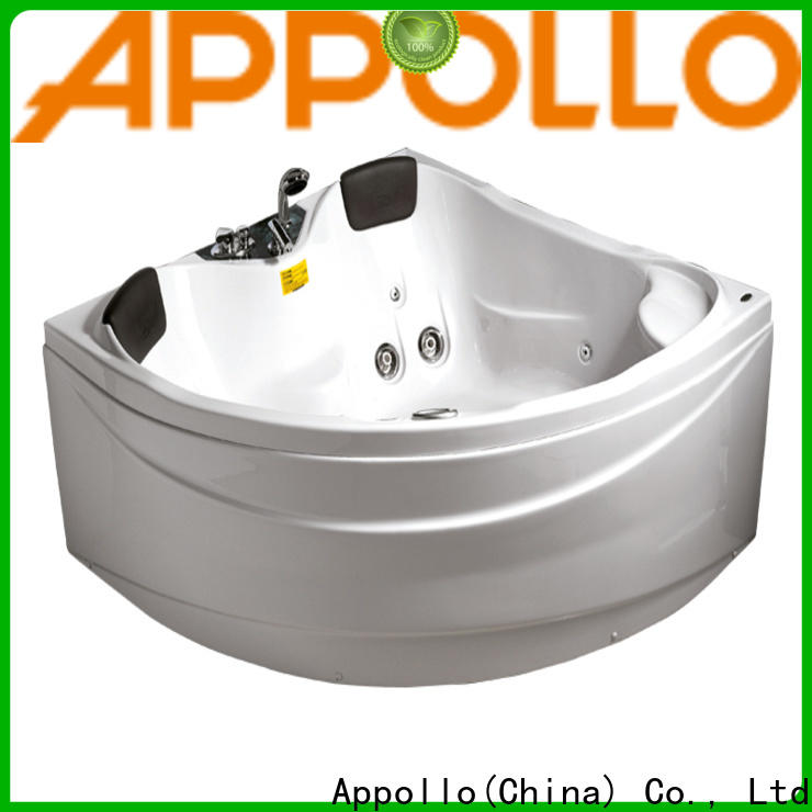 Appollo best pedestal tub with jets factory for home use