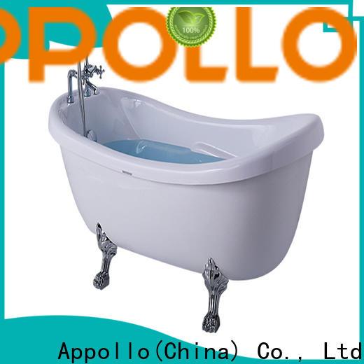 Appollo freestanding bath tub insert for business for family