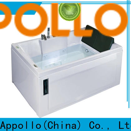 Appollo wholesale jetted bathtubs for sale factory for home use