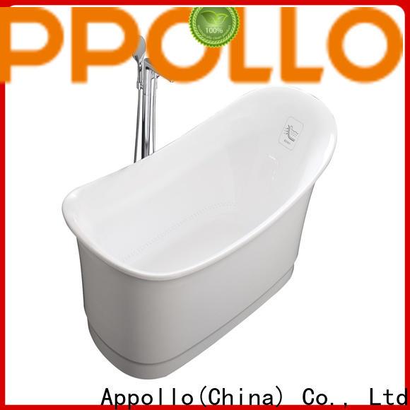 Appollo Appollo Bath stand alone bathtubs factory for indoor