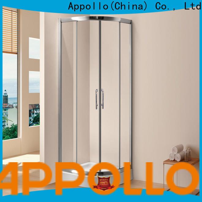 Appollo enclosure shower enclosure panels company for resorts