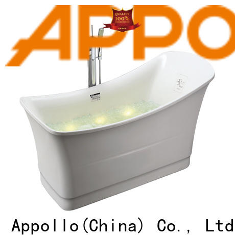 Appollo whirlpool whirlpool jet bathtub for business for hotels