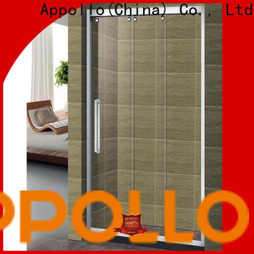 Appollo custom glass shower door enclosures factory for house