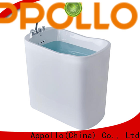 Appollo new drop in air bathtub suppliers for bathroom
