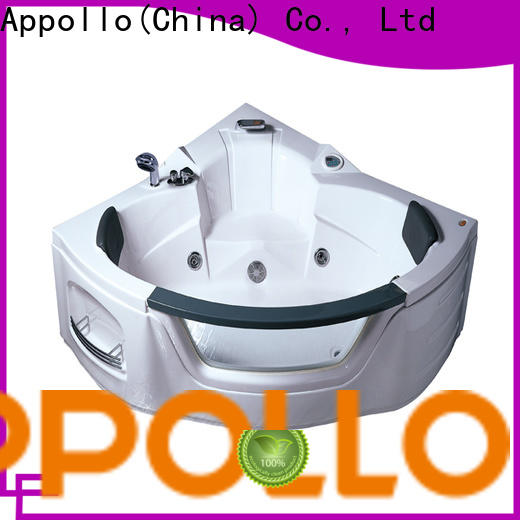 Appollo bathtub best whirlpool bathtub brands suppliers for family