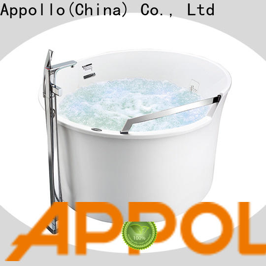 Appollo high-quality drop in air bathtub manufacturers for family