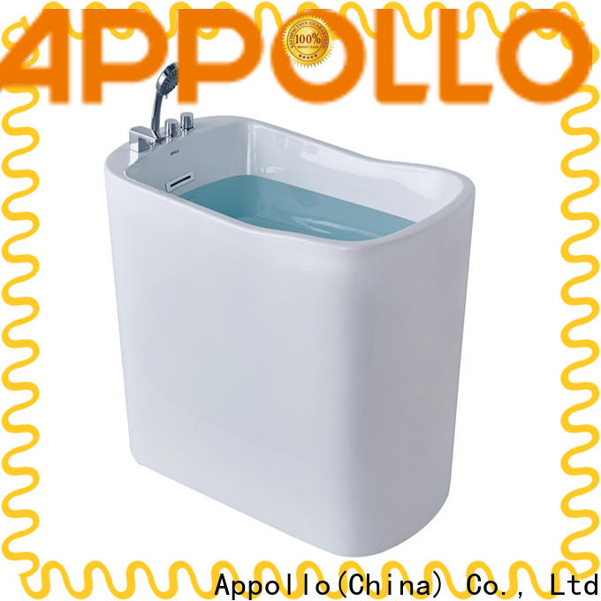wholesale corner air jet tub at9048q company for home use