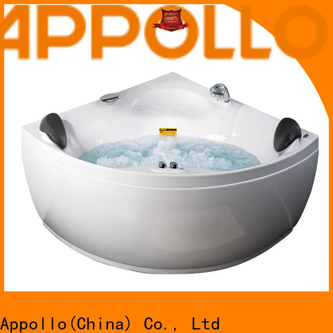 high-quality drop in whirlpool bathtub at9080 factory for restaurants